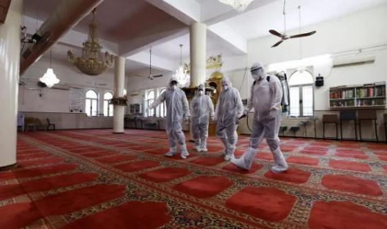 وزارة الأوقاف تفرض شروطا صارمة للدخول إلى المساجد