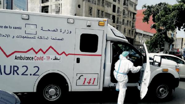 كورونا …تسجيل 422 حالة مصابة بالفيروس بجهة الدارالبيضاء سطات