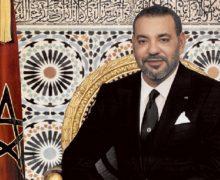 الملك محمد السادس  يواسي أسرة ثريا جبران