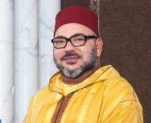 برقية تهنئة من جلالة الملك إلى عاهل ماليزيا بمناسبة عيد استقلال بلاده