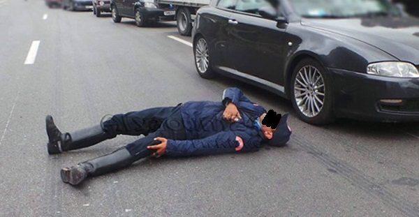 البرنوصي / عين حرودة..اعتقال شخص حاول قتل شرطي ولاد بالفرار