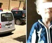 اعتقال شخص للإشتباه في قتله الطفلة نعيمة