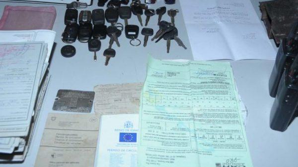 الرباط .. توقيف أربعة أشخاص يسرقون السيارات  ويزورون  أرقامها ووثائقها ويبيعونها