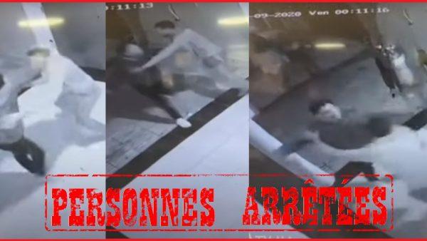 """الدارالبيضاء…"""" الفيديو """" الذي وثق للص  يسرق ضحيته تحت التهديد بالسلاح الأبيض معتقل منذ مدة"""
