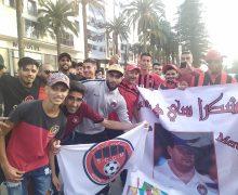 المحمدية ..احتفالات صاخبة بعد صعود فريق شباب المحمدية للقسم الوطني الأول