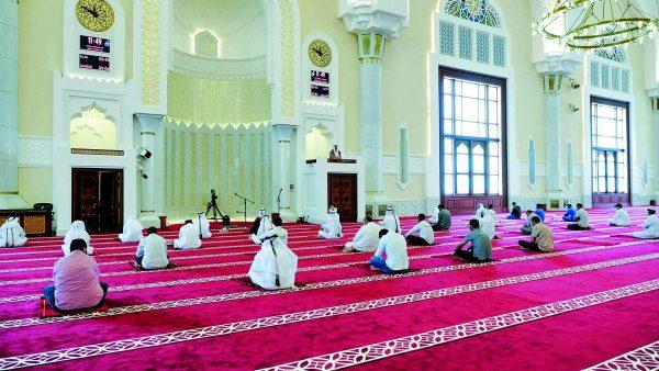 لائحة المساجد التي سيتم فتحها حسب كل عمالة وإقليم