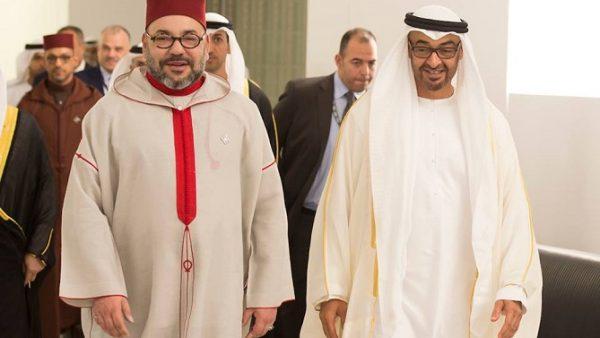 الإمارات تتضامن مع المغرب وتدعم قرارات الملك محمد السادس