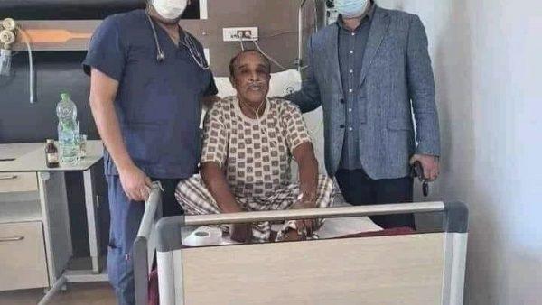"""الفنان سعيد الناصري يعلن شفاءه من مرض كورون  وفيسبوكيون يتهمونه بلعب دور """" البانضية """""""
