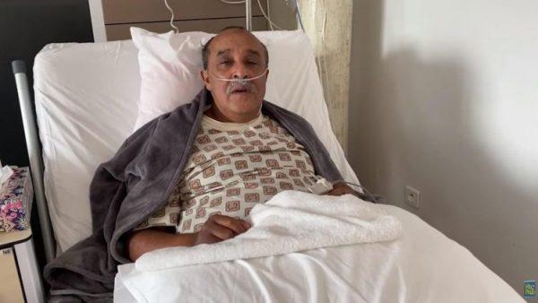 بعد الجدل الذي أثاره بسبب مرضه  …الفنان سعيد الناصري يخرج عن صمته