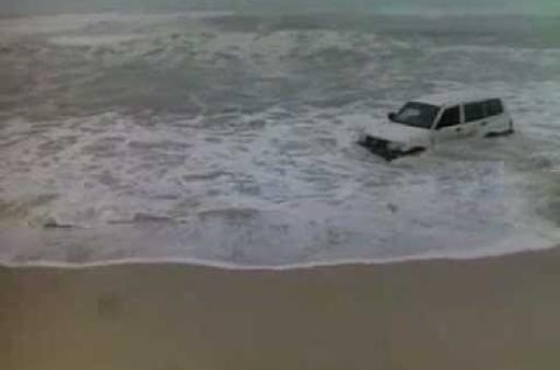 نتشال جثة عميد شرطة كان على متن سيارته الخاصة من الحوض المائي لميناء طنجة المدينة