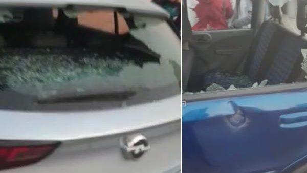 الدارالبيضاء….توقيف 13 شخصا للاشتباه في تورطهم في العصيان وعدم الامتثال ورشق القوات العمومية بالحجارة