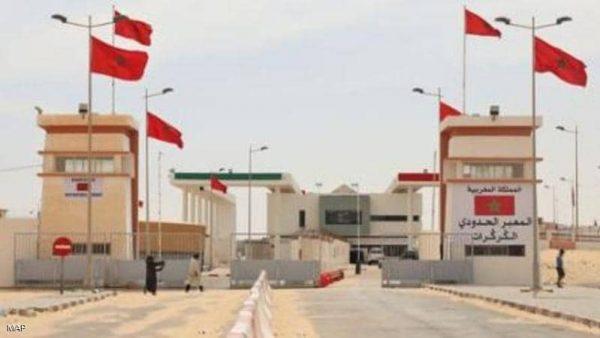 """أعداء المغرب وخونة الداخل ينشرون أخبار كاذبة حول قصف """" الكركرات """" بصواريخ البوليساريو"""