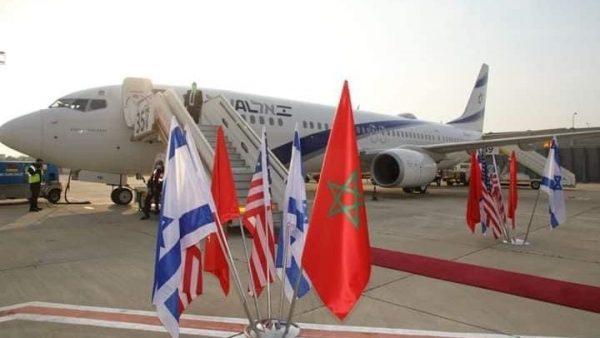 المغرب و إسرائيل  يوقعان اتفاقيات لتسيير  الرحلات الجوية !