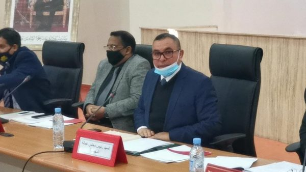 المحمدية …مجلس العمالة يصادق غلى كافة النقط المدرجة بجدول أعمال دورة شهر يناير
