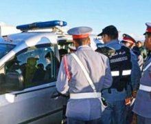 لا يصدق …اعتقال مفتش شرطة ممتاز يحمل حشيش وعملات مغربية وأجنبية وعيارات نارية داخل سيارته