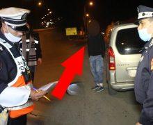 ليلة راس السنة 2021 .. لحظة اعتقال سائقين قادمين من الدار البيضاء لايتوفرون على رخص للتنقل