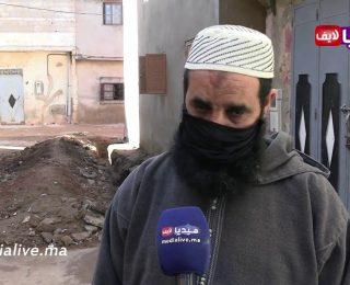 بسبب التسيب ..البناء العشوائي يستولي على  الأزقة نواحي المحمدية
