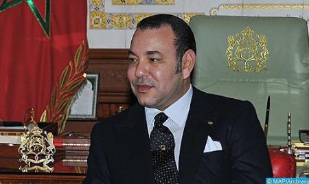 جلالة الملك يتوصل بالمزيد من بطاقات ورسائل التهنئة من قادة دول شقيقة وصديقة وعدد من سامي الشخصيات الدولية بمناسبة السنة الميلادية الجديدة 2021