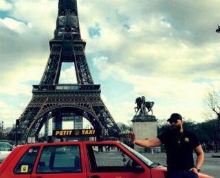 بالفيديو …الحقيقة الكاملة حول تواجد ( طاكسي حمر ) مغربي بشوارع فرنسا