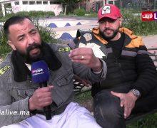 واش الملولي غيقبل التحدي ؟ .. صديق البطل المغربي خرج طول او عرض في هشام الملولي