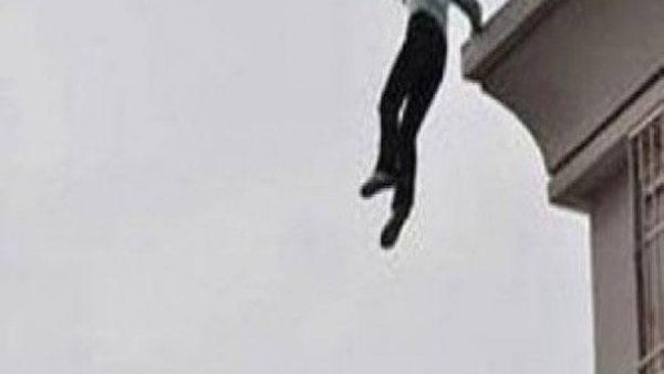 انتحار متزوجة قفزا من سطح عمارة سكنية  نواحي المحمدية