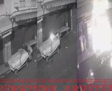 الدارالبيضاء…اعتقال شخص أضرم النار في عربة بائع متجول