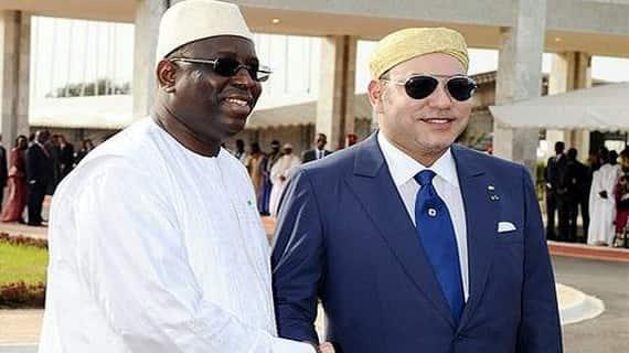 الملك يهنئ رئيس جمهورية السنغال بمناسبة عيد استقلال بلاده