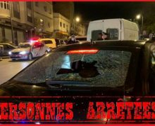 طنجة …أعتقال أشخاص خرقوا حالة الطوارئ وكسروا سيارة رئيس المنطقة الإقليمية للأمن