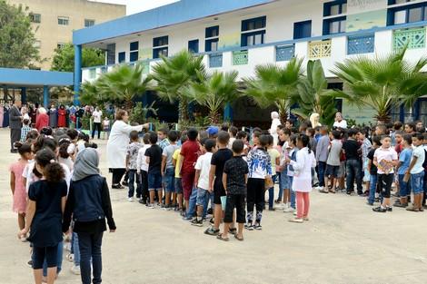 وزارة التربية الوطنية  تكشف عن أوقات الدراسة في شهر رمضان