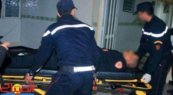 """سلا….إلقاء القبض على """" بزناس """" ينتهي بإصابة عناصر من الشرطة بالحجارة والسلاح الأبيض"""