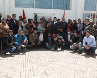 نقابة الصحافيين المغاربة تضع اللمسات الآخير لتأسيس جمعية الاعمال الاجتماعية