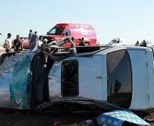 إقليم السراغنة.. مصرع ستة أشخاص في حادثة سير