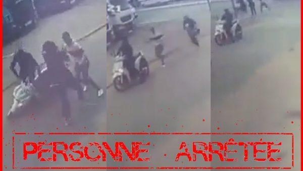 توقيف أحد المتورطين في سرقة فتاة بحي الازهر
