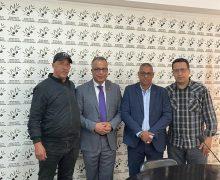 الرباط….الأمين العام يعقد لقاء عمل مع جبهويي عمالة مقاطعات سيدي البرنوصي.