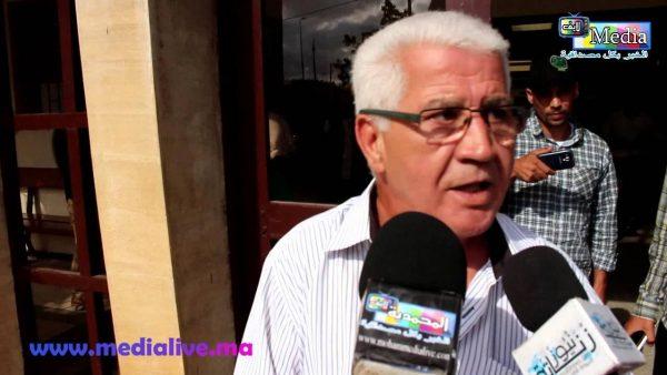 المحمدية …رسميا : عبد اللطيف الجراري وكيل لائحة حزب الحمامة بعين حرودة
