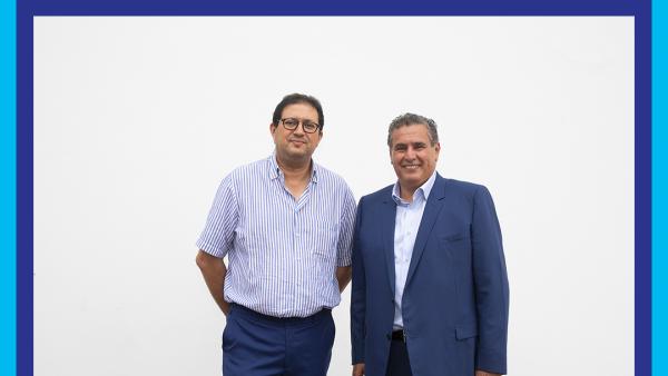 عزيز أخنوش يعقد لقاءا تواصليا مع مرشحي جهة الدارالبيضاء سطات