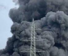 انفجار في مجمع للكيمياويات في مدينة ليفركوزن الألمانية (فيديو)
