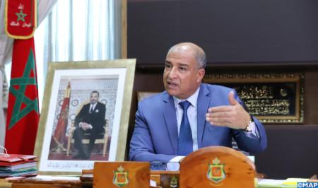 السيد الشرقاوي حبوب: المكتب المركزي للأبحاث القضائية قام منذ إحداثه بتفكيك 84 خلية إرهابية