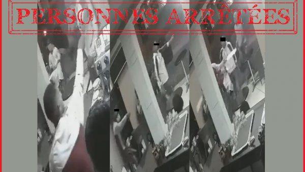 سلا …توقيف الأشخاص الذين هاجموا مقهى بالسيوف  وعنفوا زبنائها