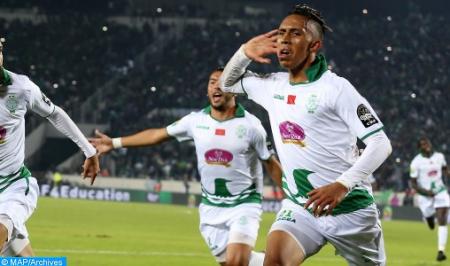 نهائي كأس الكونفدرالية الإفريقية.. الرجاء الرياضي يتوج بلقبه الثالث على حساب شبيبة القبائل الجزائري (2-1)