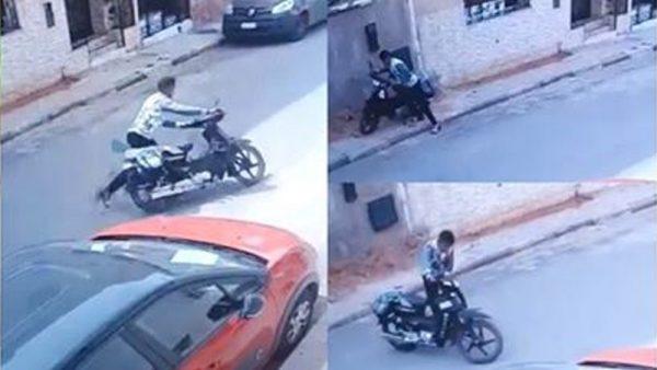 عين حرودة …استفحال سرقة الدراجات الناريه بديار المنصور