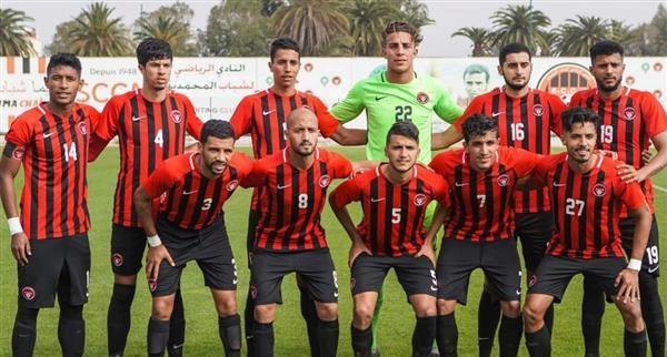 فريق شباب المحمدية يعود بتعادل ثمين من مدينة طنجة