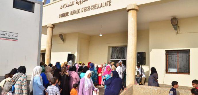 الشلالات… انتخاب أحمد داود رئيسا لجماعة الشلالات