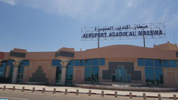 آكادير…توقيف 5 سياح فرنسيين بالمطار تورطوا في الإدلاء باختبارات كوفيد مزورة