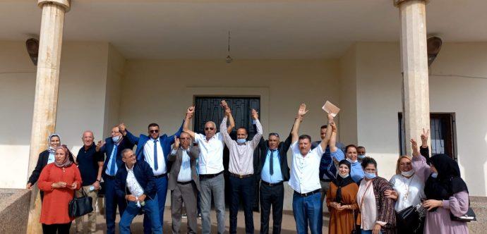 المحمدية …إنتخاب أحمد داوود رئيسا لجماعة الشلالات ( صور )