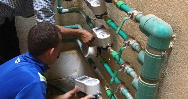 اليوسفية…سارقا عدادات الماء المنزلية في قبضة الأمن