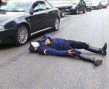آكادير .. في زمن قياسي استرجاع مسدس الشرطي ودراجته النارية والذي كان ضحية اعتداء