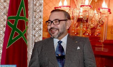 جلالة الملك يهنئ السيد النعم ميارة بمناسبة انتخابه رئيسا لمجلس المستشارين