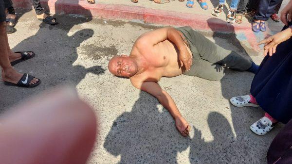المحمدية…حارس يصاب بانهيار عصبي بعد تدخل دورية لحجز كشكه بعين حرودة