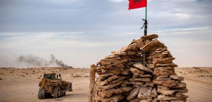 مقتل وإصابة ضباط جواسيس  في الحدود المغربية بلغم يصبح في نظر الرئيس الجزائري اعتداء جبان وعمل إرهابي